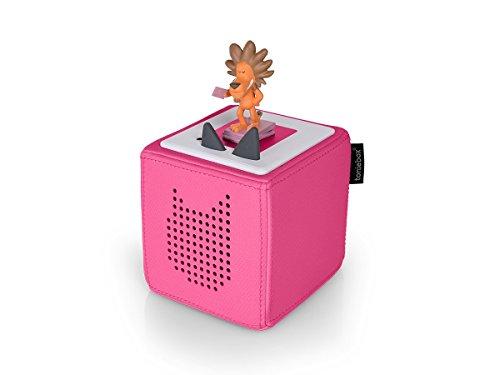 Toniebox Starterset Pink mit Hörfigur Löwe