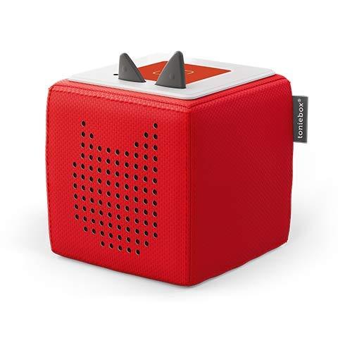 Toniebox Starterset Rot mit Kreativ-Tonie - 2