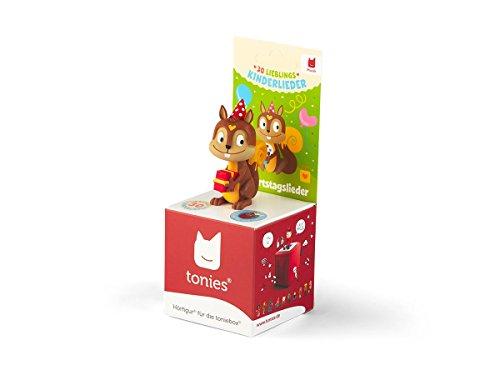 tonies® Hörfigur - 30 Lieblings-Kinderlieder - Geburtstagslieder