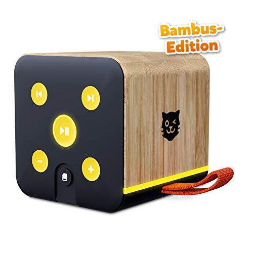 tigerbox Bambus Edition schwarz