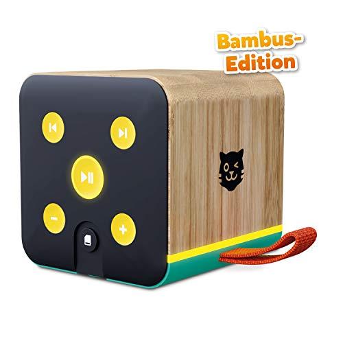 tigerbox Bambus Edition grün