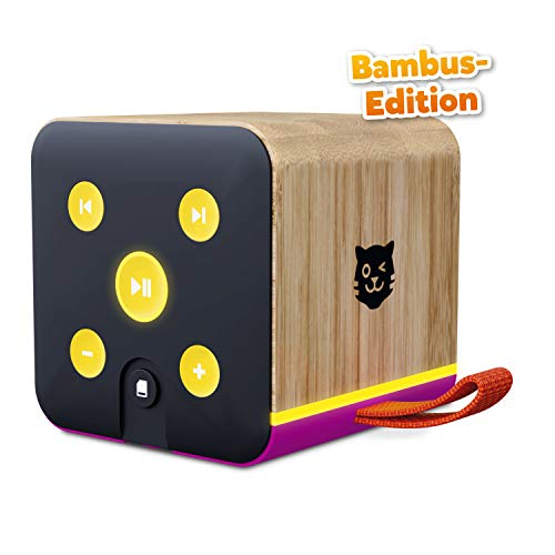 tigerbox Bambus Edition lila