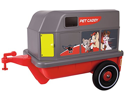 BIG Bobby-Car Pet Caddy