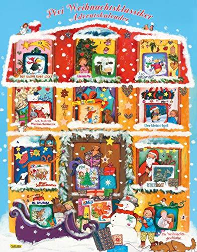 Pixi Adventskalender mit Weihnachts-Bestsellern 2018