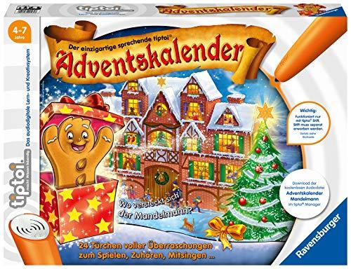"tiptoi Adventskalender 2019 ""Mandelmann"""