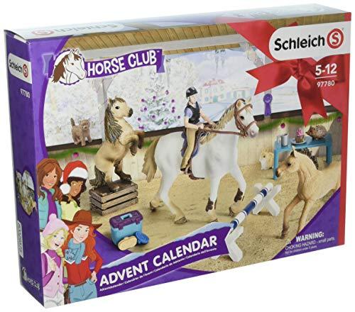 """Schleich Adventskalender 2018 """"Horse Club"""""""
