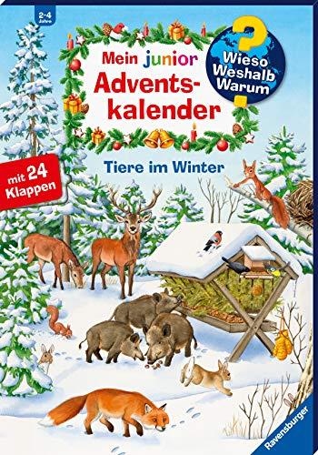 """Adventskalender Sonderband 2019 """"Tiere im Winter"""" (Wieso? Weshalb? Warum?)"""