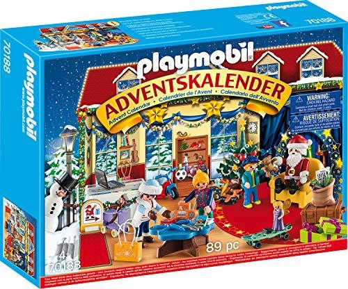 """Playmobil Adventskalender """"Weihnachten im Spielwarengeschäft"""""""