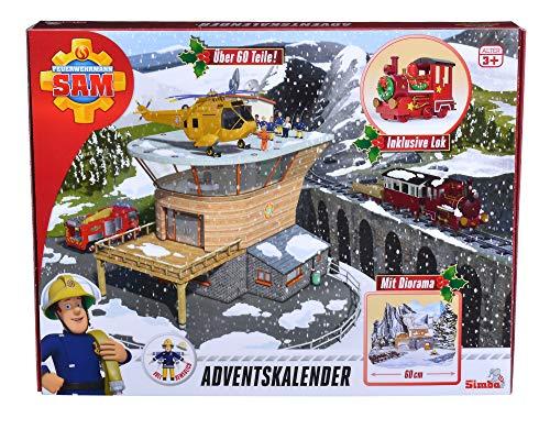 Feuerwehrmann Sam Adventskaler 2018
