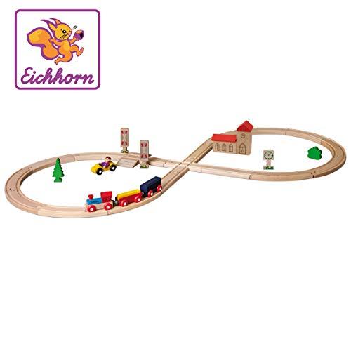 """Eichhorn - Schienenbahn """"Achterbahn"""", Steckenlänge: 290cm"""