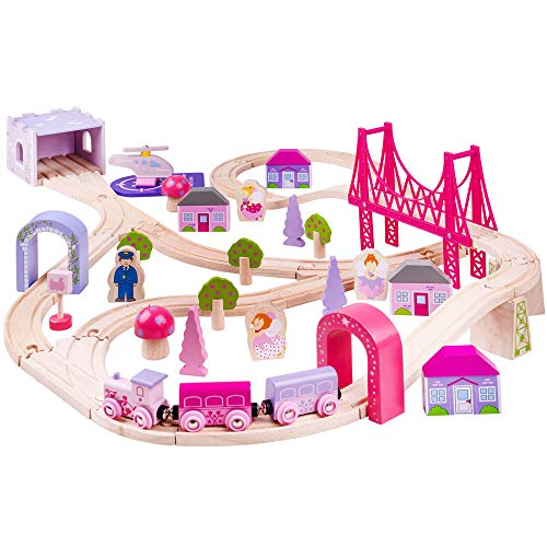 Bigjigs Rail Fairy Town Zug