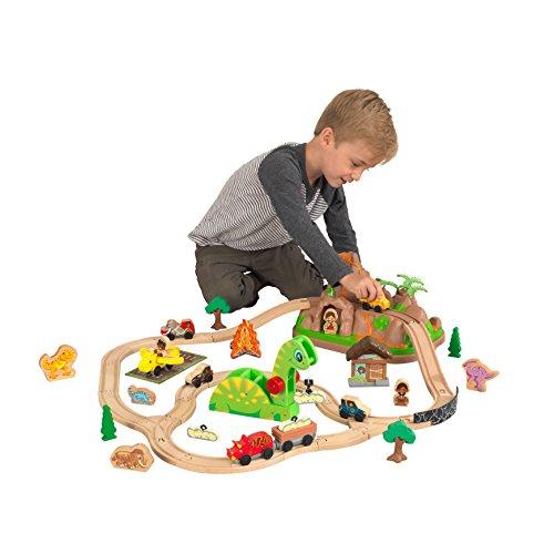 KidKraft Dinosaurier und Aufbewahrungsbox Set
