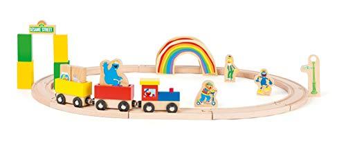 Small Foot - Sesamstrasse Set inkl. Zubehör und Figuren