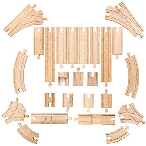 Bigjigs Rail Holzschienen Set