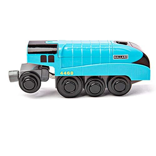 Bigjigs Rail Mallard Batteriebetriebene Lokomotive