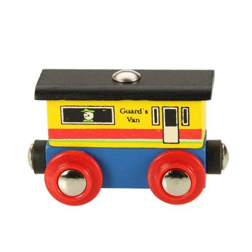 Bigjigs Rail Rail Buchstabenzug Waggon