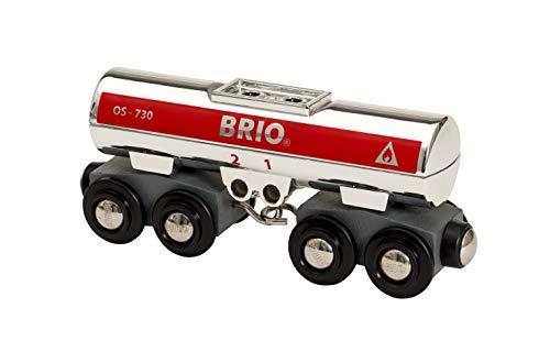 BRIO -Tankwagen Silber