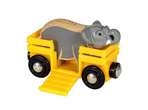 BRIO -Tierwaggon Elefant