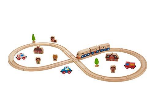 EverEarth - Eisenbahn-Starterset