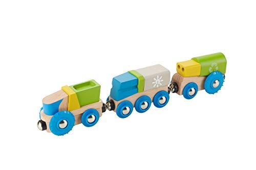 EverEarth - Recycling-Eisenbahn