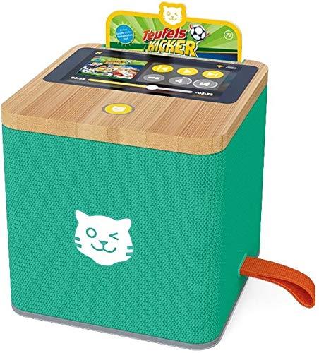 Tigerbox Touch Starter-Set Teufels Kicker Hörspiel