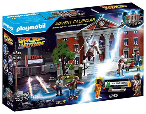 Playmobil Adventskalender Back To The Future