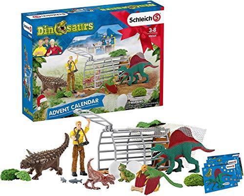 """Schleich Adventskalender 2020 """"Dinosaurs"""""""