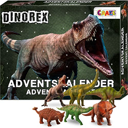 "Craze Adventskalender 2020 ""DINOREX"""