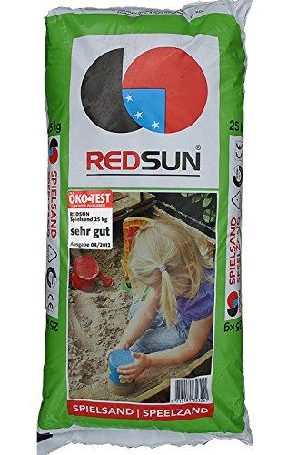 ÖKO Spielsand 0-0,2 mm 25 kg Qualitäts Sandkastensand