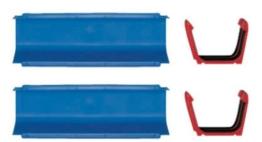 AquaPlay 101 - 2 Gerade und 2 Kopplungen -