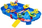 AquaPlay Wasserkanalbox mit Schleuse