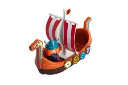 Big 55128 Waterplay-Wickie Drachenboot -