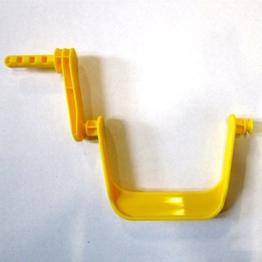 Big Waterplay Ersatzteile Wasserrad Paddel Kurbel groß -